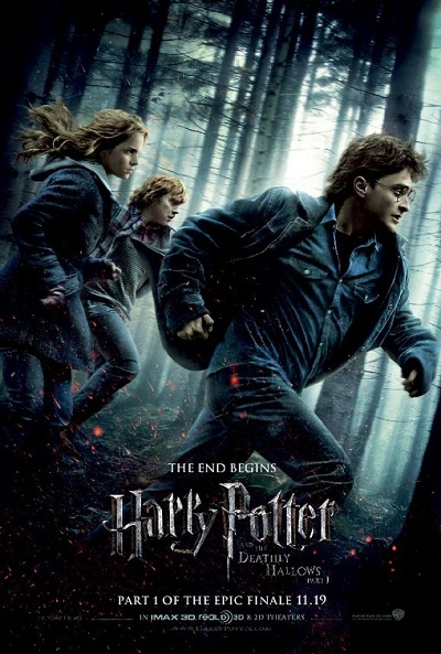 Harry-Potter-and-the-Deathly-Hallows-poster-Dan-Emma-and-Rupert-running